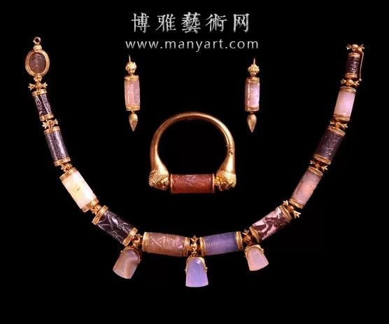 古代中东地区珠饰2