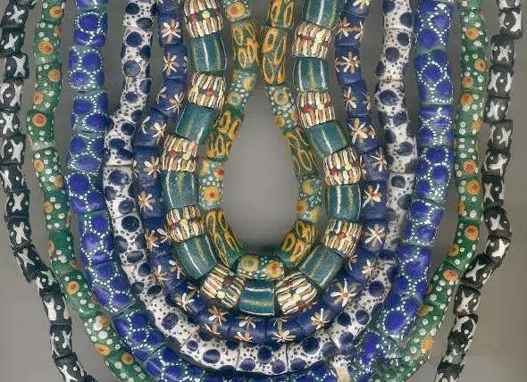 非洲贸易珠